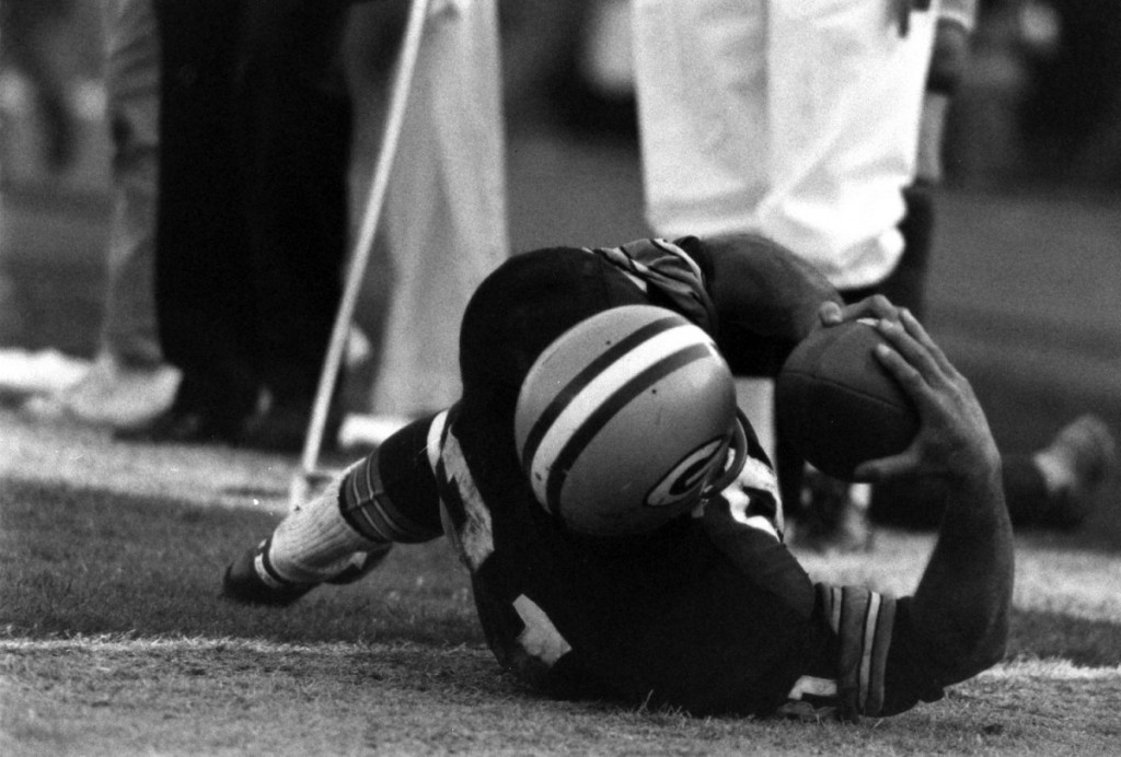 24 Jim Taylor, Super Bowl I, 1967
