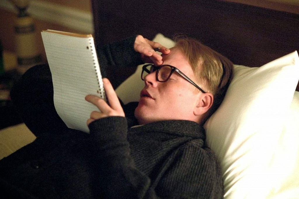 Philip Seymour Hoffman as Truman Capote 1