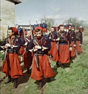 uniformes franceses I Guerra Mundial